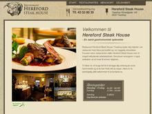 Hereford Steak House v/Jan Sundberg